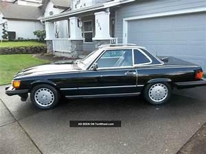 Mercedes 560 Sl : 1986 mercedes benz 560 sl ~ Melissatoandfro.com Idées de Décoration