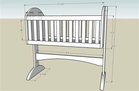 Baby Crib Wood Plans Pdf Plans 8x10x12x14x16x18x20x22x24