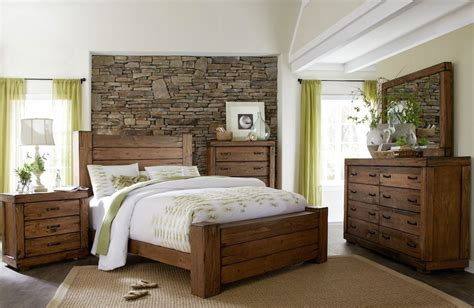 driftwood bedroom furniture maverick driftwood panel bedroom set from progressive 11484 | p626 3
