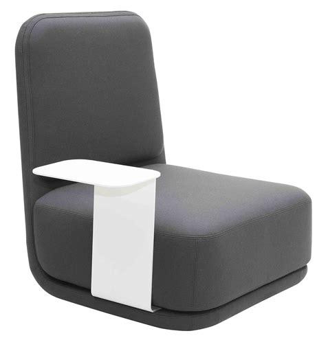fauteuil avec dossier haut stanby fauteuil dossier haut avec tablette monbureaudesign fr