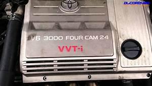 Toyota 1mz-fe Engine View