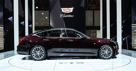 what will cadillac make in 2020 2020 cadillac ct5 brings right sized luxury to new york