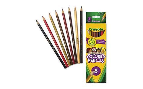 skin tone colored pencils multicultural skin tone colored pencils therapy