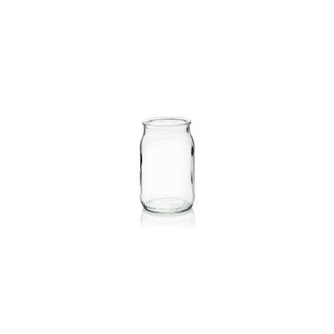 pot yaourt en verre pot yaourt en verre 180ml d51 h90 x24 promatokaz