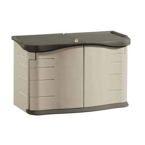 rubbermaid garbage shed rubbermaid garbage can storage woodworking projects plans
