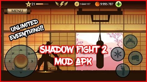 shadow fight 2 mod apk v1 9 38 unlimited everything