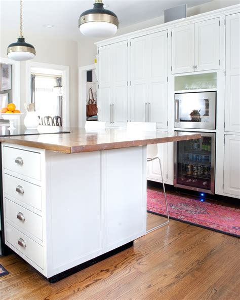 Kitchen Island Trim How To Add Moulding To A Kitchen