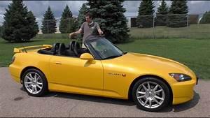Honda S 2000 : here 39 s why everyone loves the honda s2000 youtube ~ Medecine-chirurgie-esthetiques.com Avis de Voitures