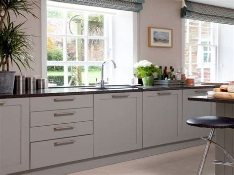 white kitchen cabinets grey floor dining room floors grey country kitchen country 1802