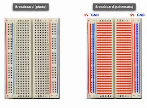 Breadboard Wiring Diagram