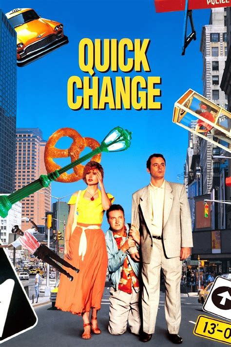 Quick Change (1990) - Rotten Tomatoes