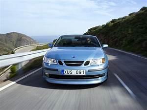 Saab 9-3 Convertible - 2003  2004  2005  2006  2007  2008