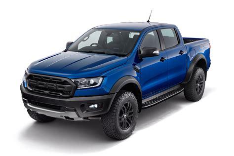 Ford Ranger Raptor Confirmed For Uk In 2019