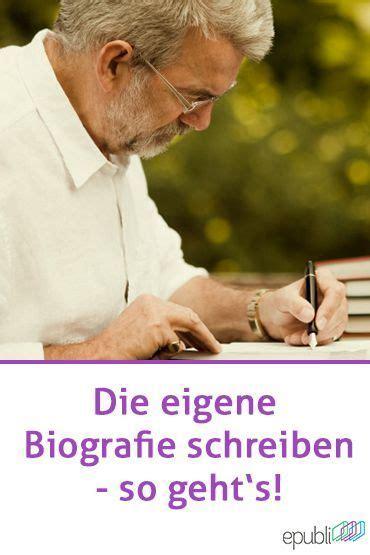 die eigene biografie schreiben schreiben hilft