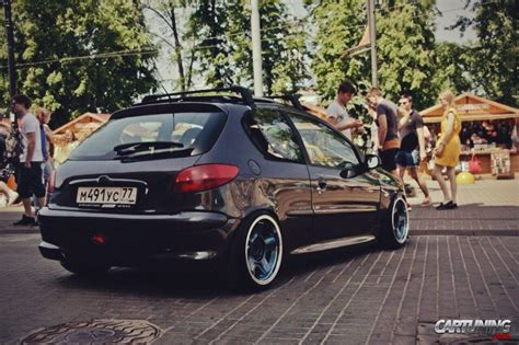 Peugeot 206 Tuning by Low Peugeot 206