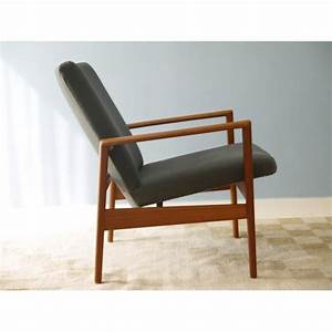 Fauteuil Vintage Scandinave : fauteuil design scandinave teck la maison retro ~ Dode.kayakingforconservation.com Idées de Décoration