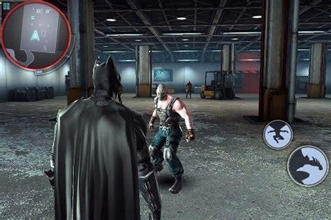 dark knight rises apk mod  remastered andropalace