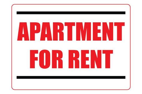 Printable Apartment For Rent Signs Pdf For Free Download