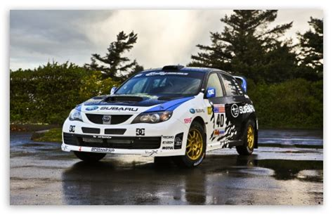 Subaru Sti Rally Car 4k Hd Desktop Wallpaper For 4k Ultra