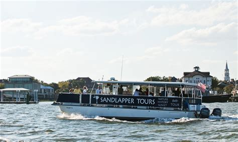 Boat Tour Groupon by Boat Tour Sandlapper Water Tours Groupon
