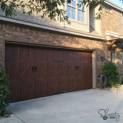 My New Garage Door For My Shop!  Shanty 2 Chic. Best Garage Doors. Overhead Garage Doors Repair. Garage Storage Costco. Iron Garage Doors. Replacement Sliding Screen Door. Custom Exterior Door. Milliken Millwork Doors. Weiser Door Locks