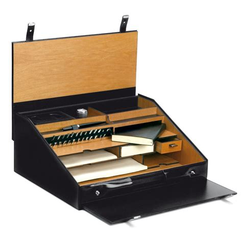 desk accessories set pineider 1949 travel writing desk set stationery pens
