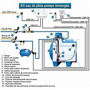 Pompe Immergée Arrosage : pompe avec surpresseur ~ Edinachiropracticcenter.com Idées de Décoration