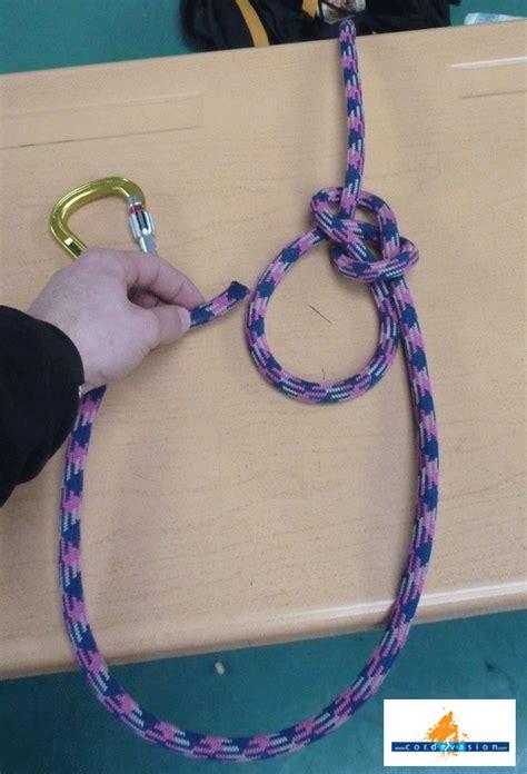 comment faire un noeud de chaise noeud de chaise cord 233 vasion