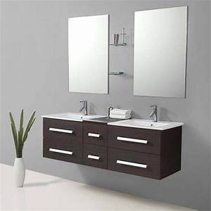 salle de bain meuble riviera2 wenge meuble salle de With photo meuble salle de bain