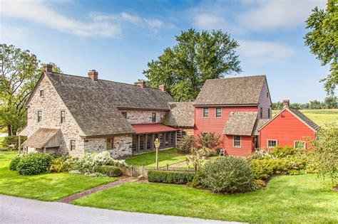 farm houses for sale berks county farm houses for sale jeffreyhoguerealtor com