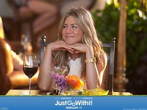 Just Go With It - Jennifer Aniston Wallpaper (19699531 ...