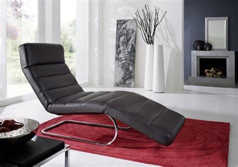 chaise longue cuir chaise longue cuir design controlbody cuir 65 cm