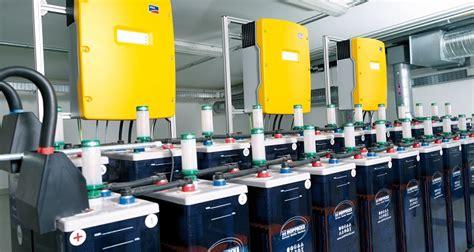 Sma Host Florida Battery Inverter Training Inverted
