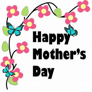 Mothers Day Clip Art - Happy Mothers Day