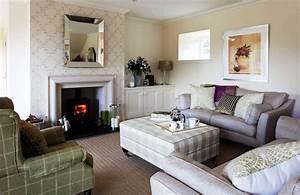 Traditional, Cozy, Living, Room, Ideas