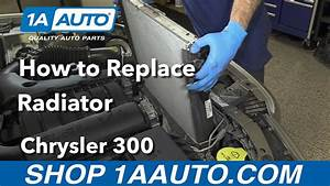 How To Replace Install Radiator 2005