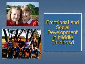 Social and Emotional Development Children