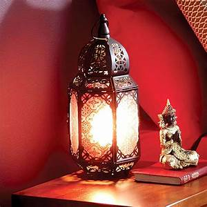 Chandelier lighting dunelm : Marrakech lantern table lamp dunelm dream home