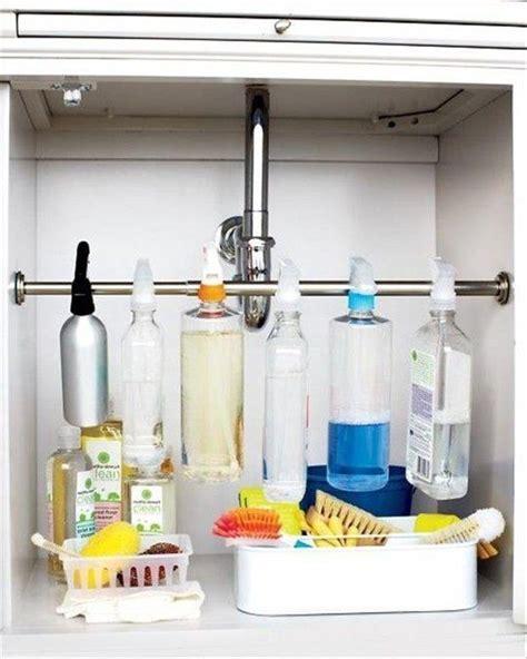 placard sous evier cuisine 66 trucs astuces qui fonctionnent pour aménager une