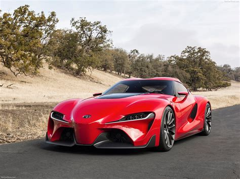 Toyota Ft1 Concept (2014)  Pictures, Information & Specs