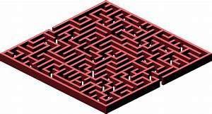 Free Vector Graphic Labyrinth Maze Wall Free Image On
