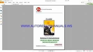 Clark Forklift Ctm Cem Cpd Cgp 10