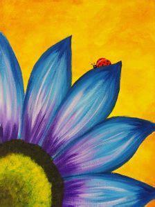 lukisan bunga sederhana jual poster juragan poster
