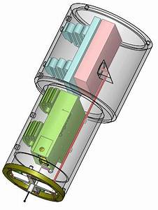The Structure Of The Probe   A  Diagram   B  Photo