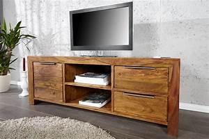 Meuble Angle Bois : meuble tv d 39 angle bois massif ~ Edinachiropracticcenter.com Idées de Décoration