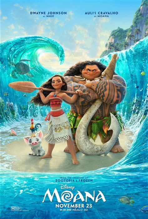 review moana laughingplace