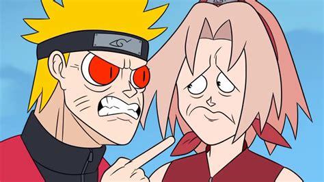 Naruto Vs Pain Animation Youtube
