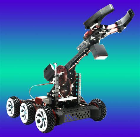 Vex Robotics System Update!