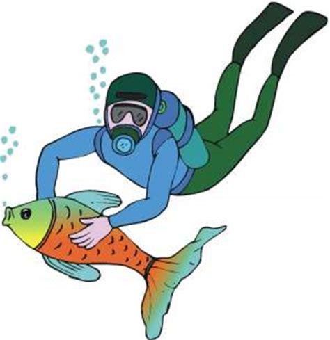 Dive Boat Clipart by Animal Scuba Diver Clipart