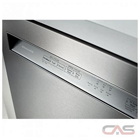 kdfehps kitchenaid dishwasher canada  price reviews  specs toronto ottawa